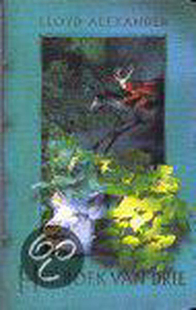 Het Boek van Drie - De Avonturen van Taran - deel 1