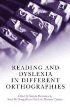 Reading and Dyslexia in Different Orthographies