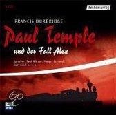Paul Temple und der Fall Alex. 3 CDs