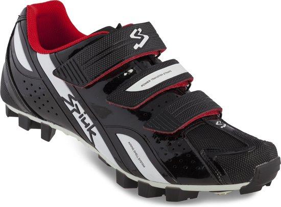 Spiuk Rocca MTB - Mountainbike Fietsschoenen - Zwart/Wit - Unisex - Maat 42 - Spiuk