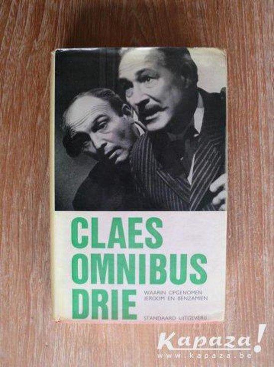 Boek cover 3 Omnibus van Ernest Claes (Hardcover)