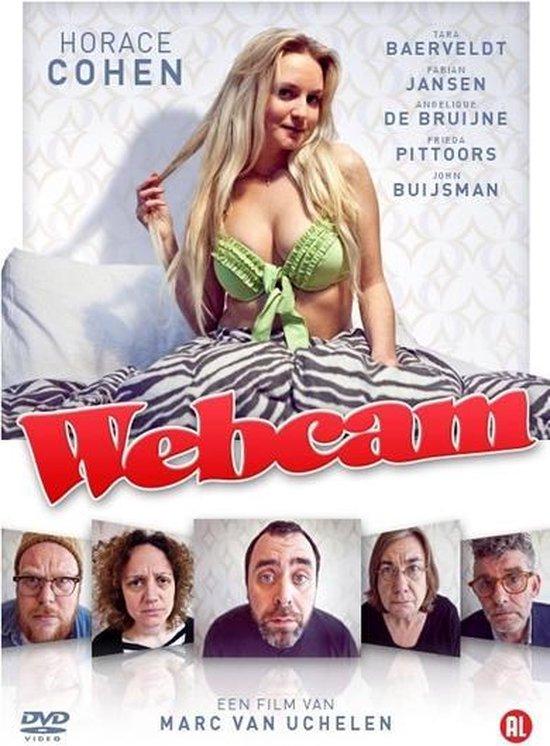 Cover van de film 'Webcam'