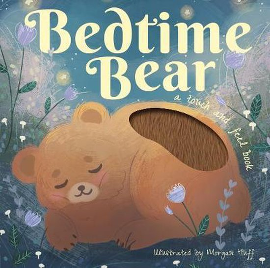Boek cover Bedtime Bear van Patricia Hegarty (Hardcover)