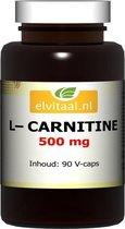 Elvitaal L-Carnitine 90 cap