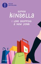 Omslag I love shopping a New York