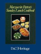 Omslag Marguerite Patten's Sunday Lunch Cookbook