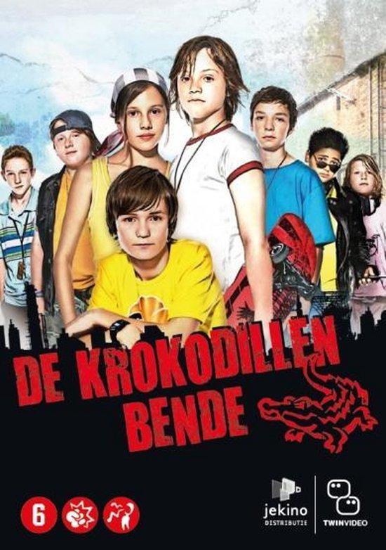 Cover van de film 'Krokodillenbende'
