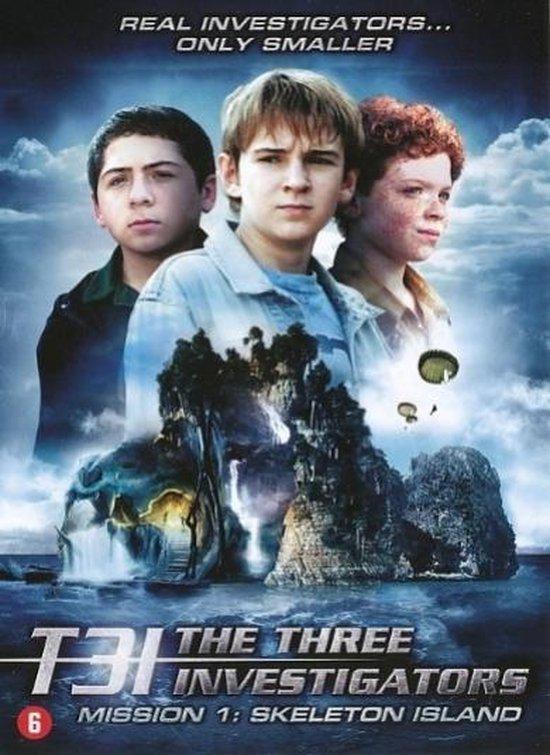 Cover van de film 'Three Investigators - Mission 1: Skeleton Island'