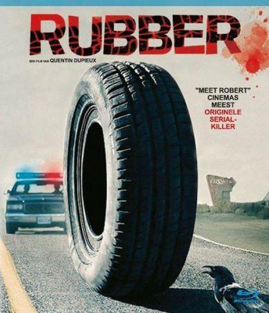 Cover van de film 'Rubber'