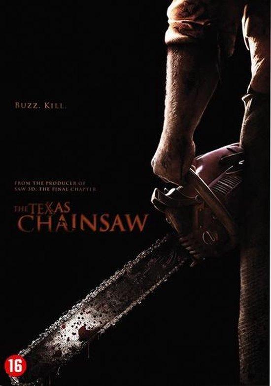 Cover van de film 'Texas Chainsaw'