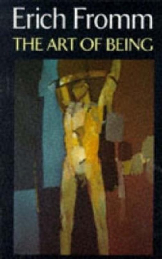 Boek cover The Art of Being van Erich Fromm