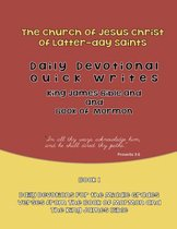 Daily Devotional Quick Writes