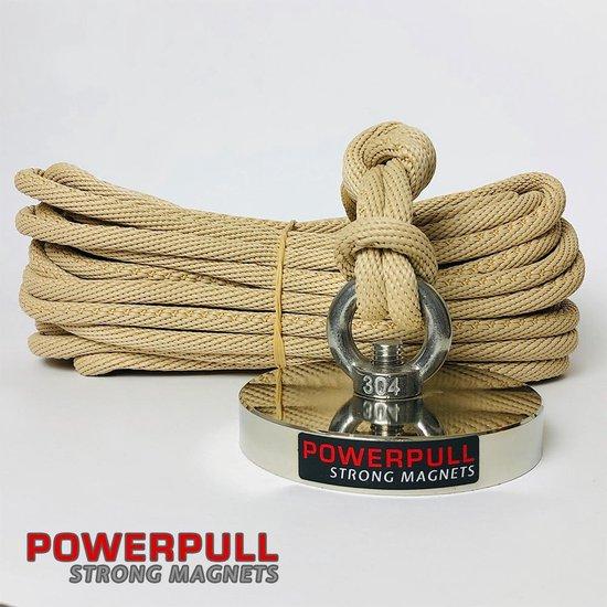 Vismagneet POWERPULL 600 voor professioneel magneetvissen - POWERPULL strong magnets