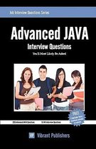 Advanced JAVA Interview Questions You'll Most Likely Be Asked
