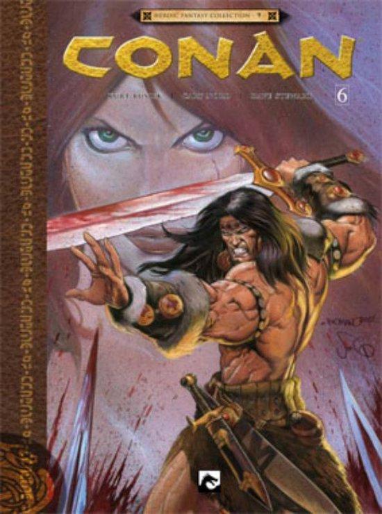 Conan hc06. de strijd tegen toth-amon - Kurt Busiek |