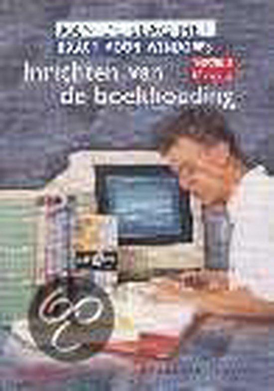 Cover van het boek 'Aan de slag met Exact voor Windows / 2 Inrichten van de boekhouding / druk 1'