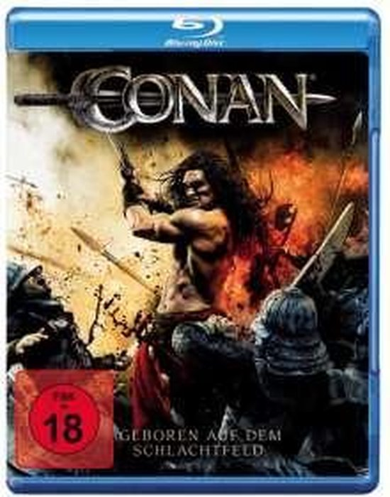 Conan der Barbar (2011) (Blu-ray)