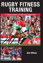 Boek cover Rugby Fitness Training van Ben Wilson