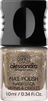 Alessandro Nail Polish - 73 Glitter Queen - 10 ml