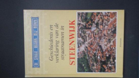 Geschiedenis verkl.straatnamen Steenwijk - Buiter |