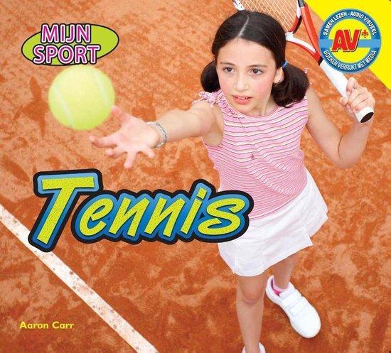 Mijn sport - Tennis - Aaron Carr | Fthsonline.com