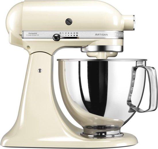 KitchenAid Artisan 125 Keukenmachine Crème