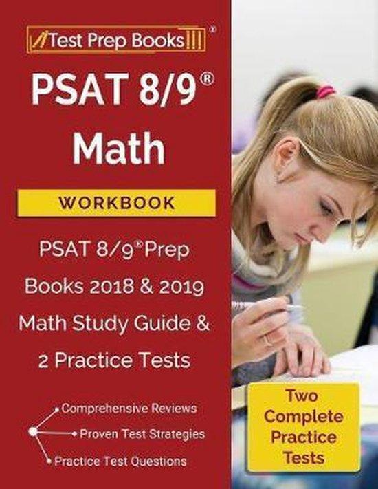 PSAT 8/9 Math Workbook
