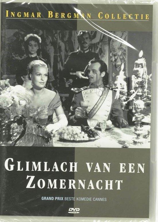 Cover van de film 'Glimlach Van Een Zomernacht'