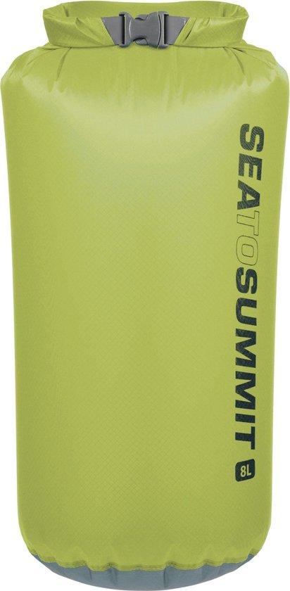Sea to Summit Ultra-Sil Dry Sack - Drybags - Waterdichte zak - 8L - Groen