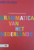 Kort En Goed Grammatica Van Nederlands