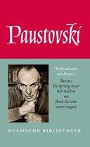 Boek cover De Russische bibliotheek  -   Verhaal van een leven 3 van Konstantin Paustovski