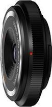 Olympus 9mm f/8.0 Body Cap Lens - Zwart