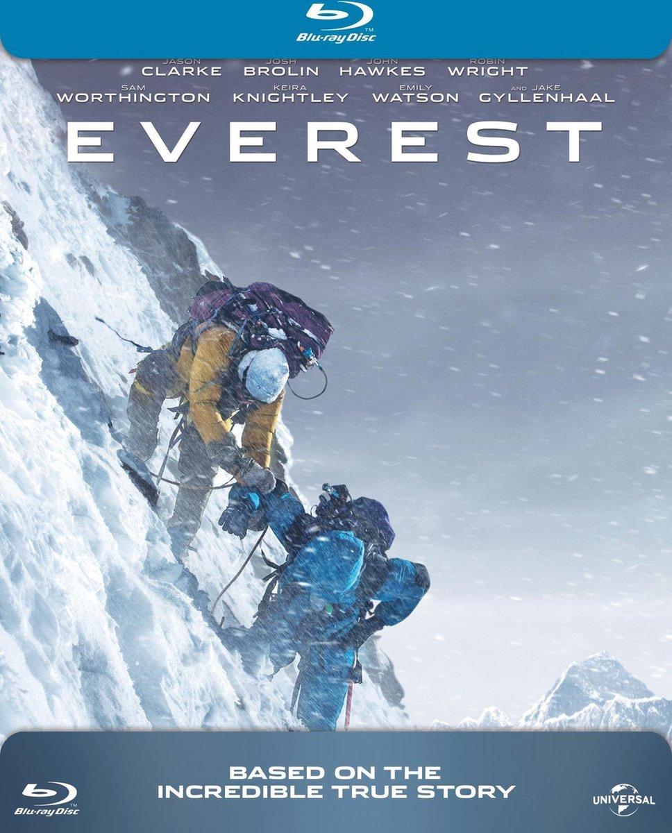 Everest (Steelbook) (3D Blu-ray) - Film