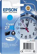 Epson 27XL - Inktcartridge / Cyaan