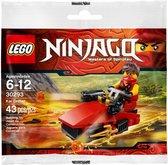 LEGO Ninjago Kai River Jet - 30293 (Polybag - Zakje)