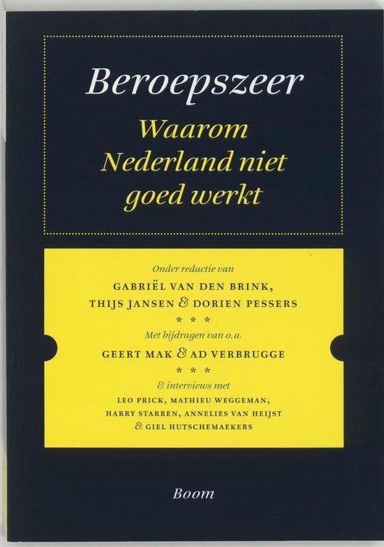 Beroepszeer - Gabriel Van Den Brink pdf epub