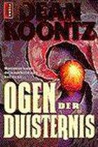 Boek cover Ogen der duisternis van Dean Koontz