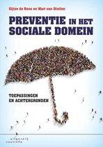 Preventie in het sociale domein