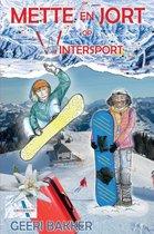 Op reis met Mette en Jort 1 -   Mette en Jort op wintersport