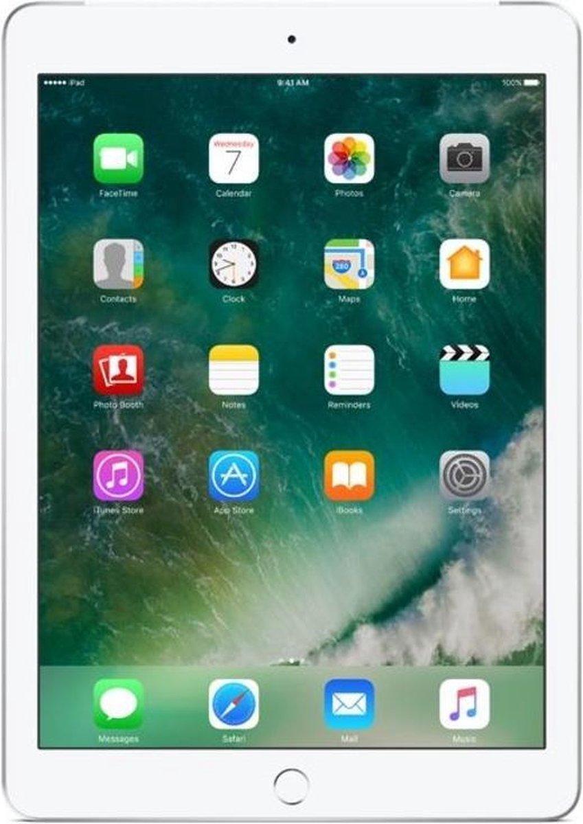 Apple iPad (2017) refurbished door Forza - A-Grade (Zo goed als nieuw) - 32GB - Cellular (4G) - Zilver