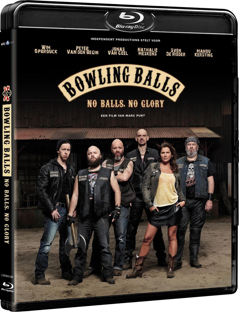 Bowling Balls (Blu-ray) - Movie