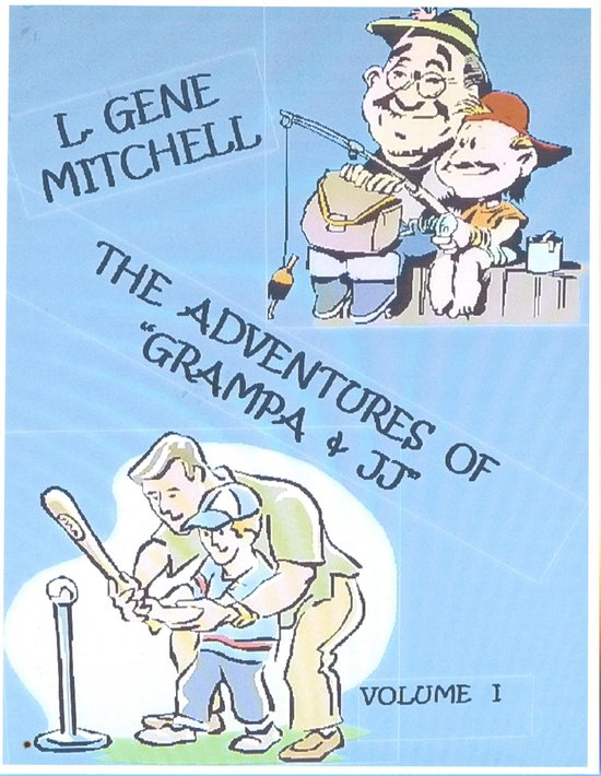 The Adventures of Grampa and JJ