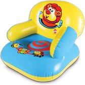 Play Wow Vrienden - Opblaasbare zitplaats - Blauw
