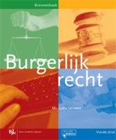 Boek cover Burgerlijk recht van Lydia Janssen