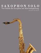 Saxophon Solo
