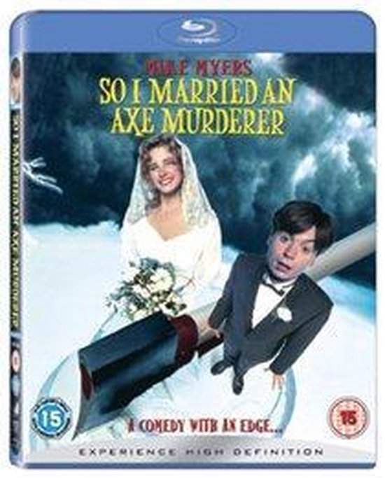 Cover van de film 'So I Married An Axe  Murderer'