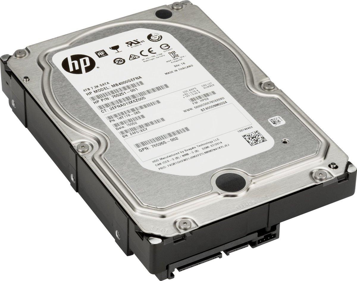 Hewlett Packard Enterprise interne harde schijven 1TB SATA 7200rpm kopen