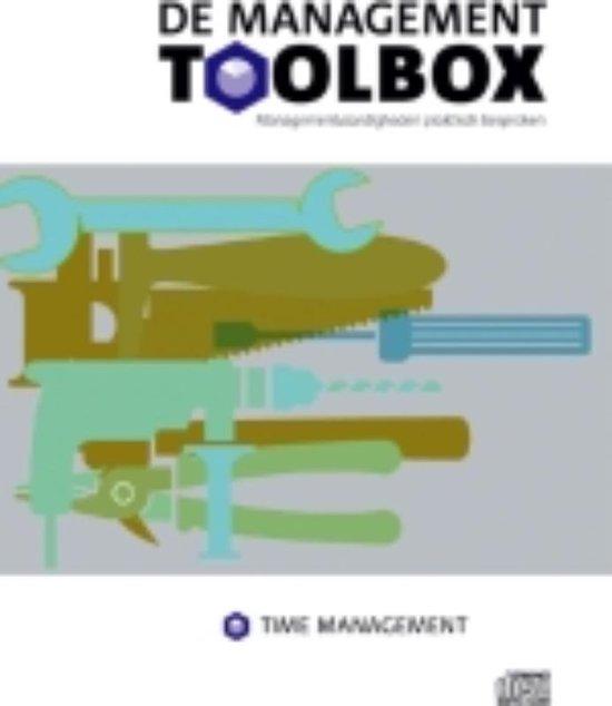 Cover van het boek 'De Management Toolbox / Time management' van M. van Zanten en Ronald Buitenhuis