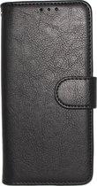 Samsung Galaxy Note 8 Hoesje - Hoge Kwaliteit Portemonnee Book Case - Zwart