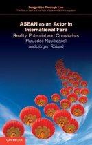 ASEAN as an Actor in International Fora